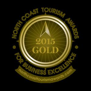 Tourism Awards 20153